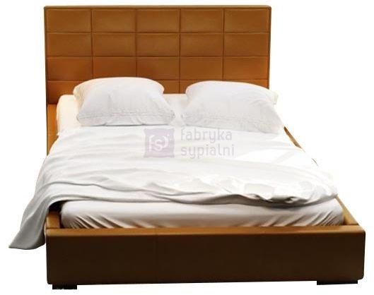 Łóżko tapicerowane Quaddro Midi z pojemnikiem New Design