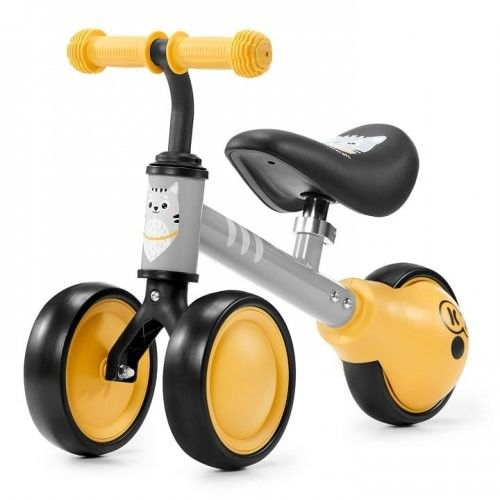 Kinderkraft Cutie rowerek biegowy żółty