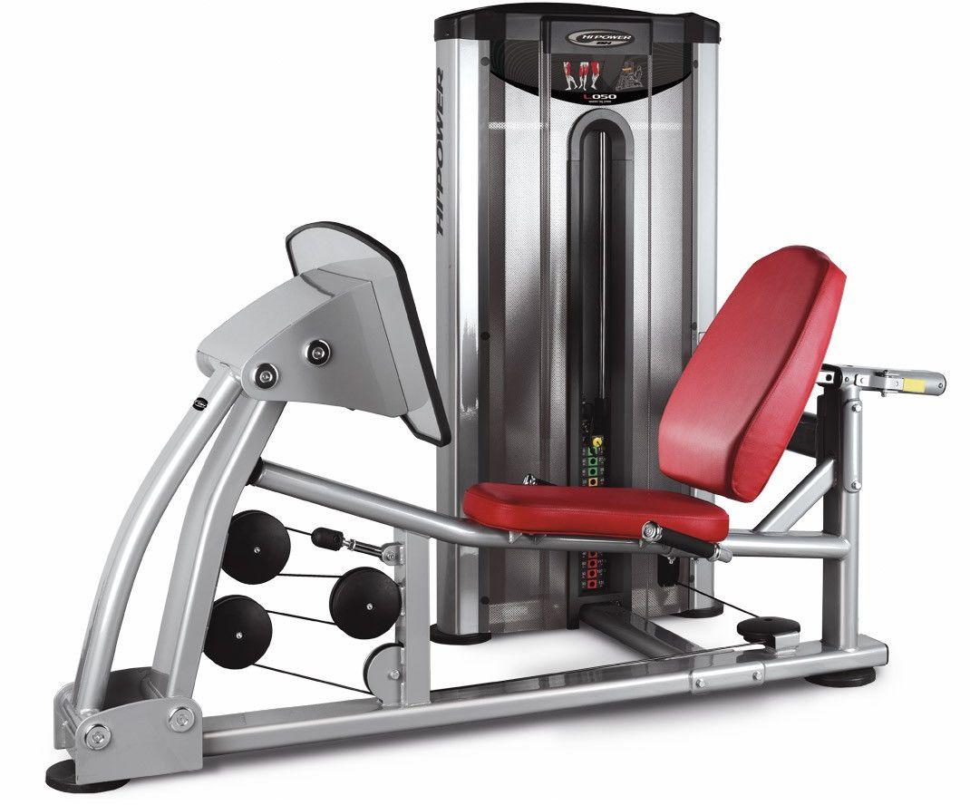 Maszyna do ćwiczeń mięśni czworogłowych ud Leg Press L050 BH Fitness