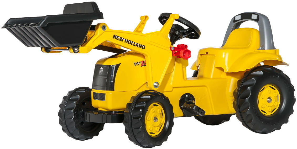 Traktor z ładowaczem New Holland Construction W190C Rolly Toys 025053