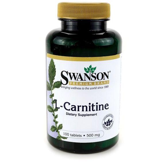 L-carnitine 100tab.