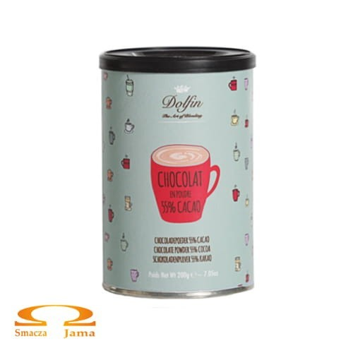 Czekolada pitna Dolfin 55% Kakao 250g