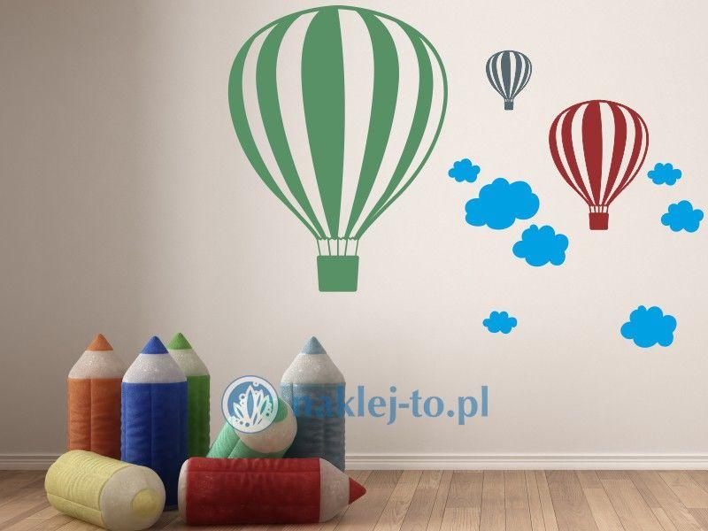 naklejka Balon naklejka