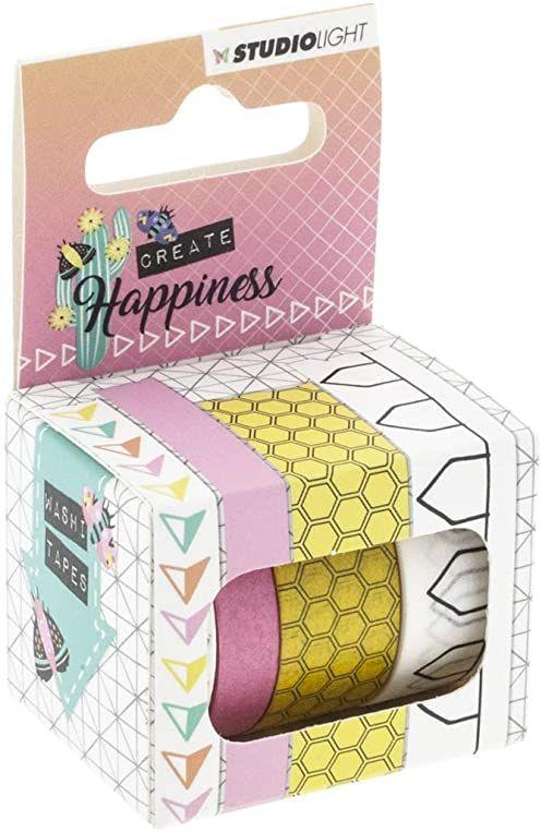 Washi Tape, Create Happiness nr.02