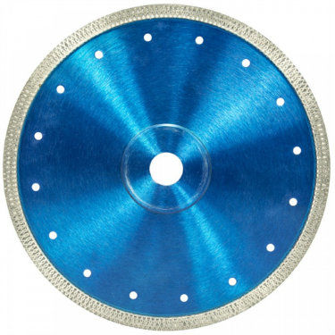 Tarcza diamentowa cienka do cięcia płytek glazurniczych 180x22,2mm DEDRA H1074