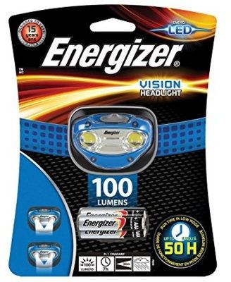 Latarka czołówka ENERGIZER Vision Headlight 3AAA>>Teraz do 70% TANIEJ. Sprawdź!