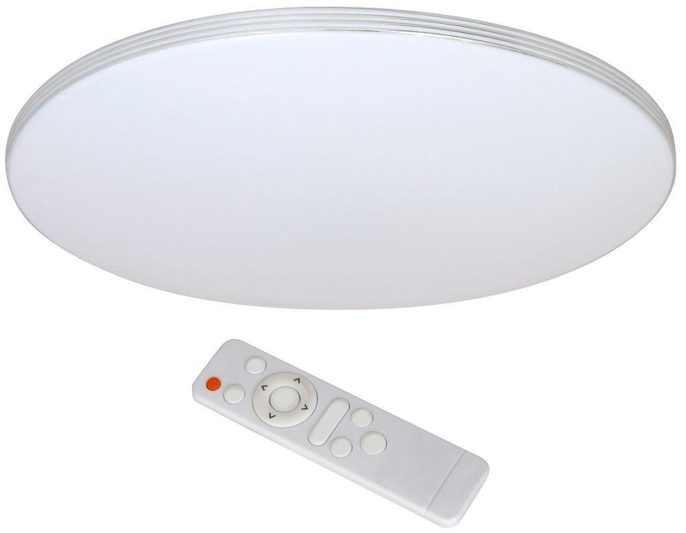 Plafon z pilotem LED Siena 55cm biały ML263 - Milagro // Rabaty w koszyku i darmowa dostawa od 299zł !