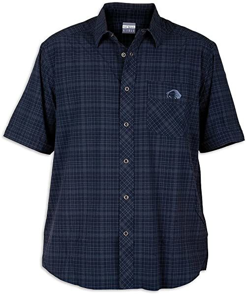 Tatonka Marti męska rozciągliwa koszulka, męska, A160, niebieskie noce, S