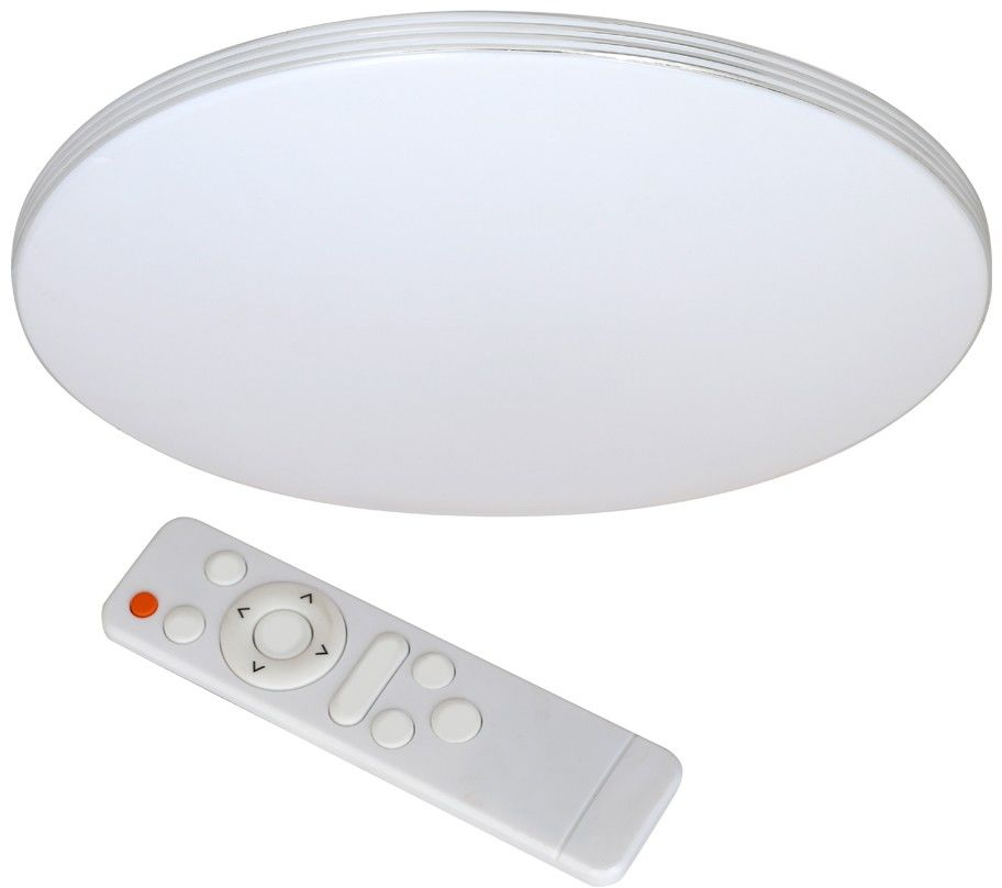 Plafon z pilotem LED Siena 35cm biały ML262 - Milagro // Rabaty w koszyku i darmowa dostawa od 299zł !