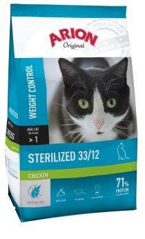 Arion Original Cat Sterilised Chicken 2 kg