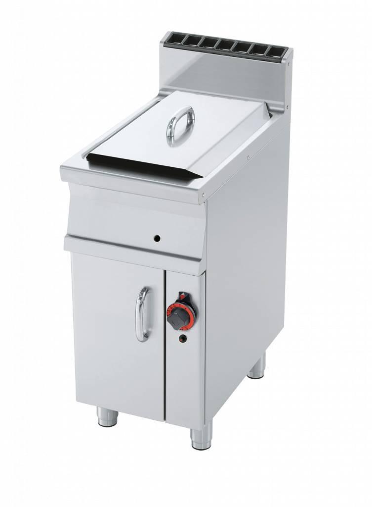 Frytownica pojedyncza gazowa 18L 13500W 400x700x(H)900mm