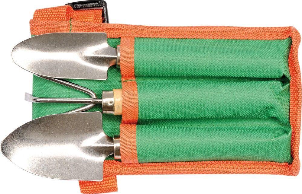 Zestaw narzędzi ogrodniczych - 3 szt. W etui