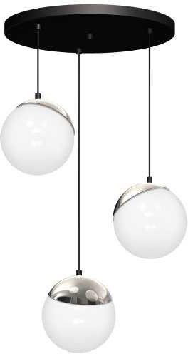 Lampa wisząca SFERA 3xE14