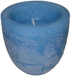 LAROOM 11470  świeca YLANG miska, mała, niebieska