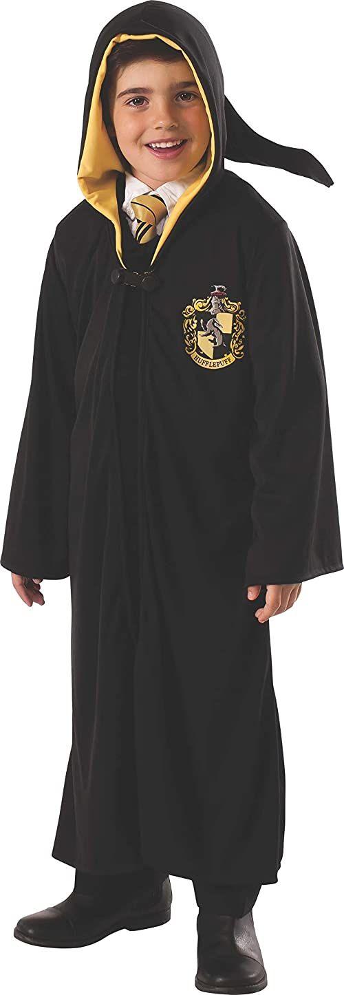 Rubie''s Oficjalny kostium Hufflepuff Harry Potter dla dzieci World Book Day dla chłopców dziewcząt