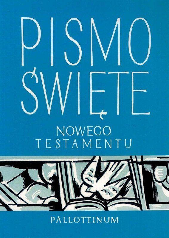 Biblia Tysiąclecia Nowy Testament duży oprawa miękka
