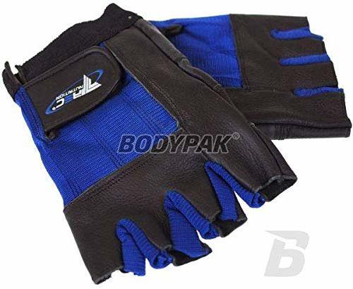 Trec Nutrition Rękawiczki Rękawiki #04 / Gove Caic, uniseks, dla dorosłych, rozmiar L, niebieskie