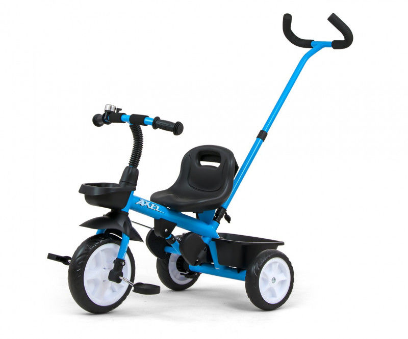 Rowerek trójkołowy Axel Blue