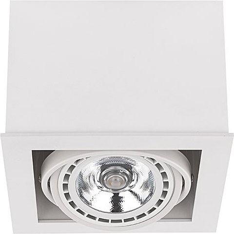 BOX ES111 9497 I WHITE OPRAWA