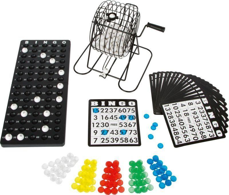 """Gra dla dzieci """"Bingo X"""",2854-small foot design"""