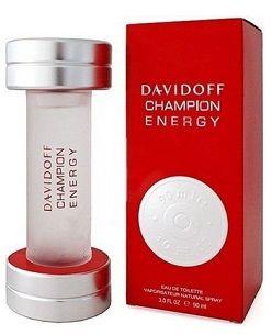 Davidoff Champion Energy woda toaletowa - 90ml Do każdego zamówienia upominek gratis.