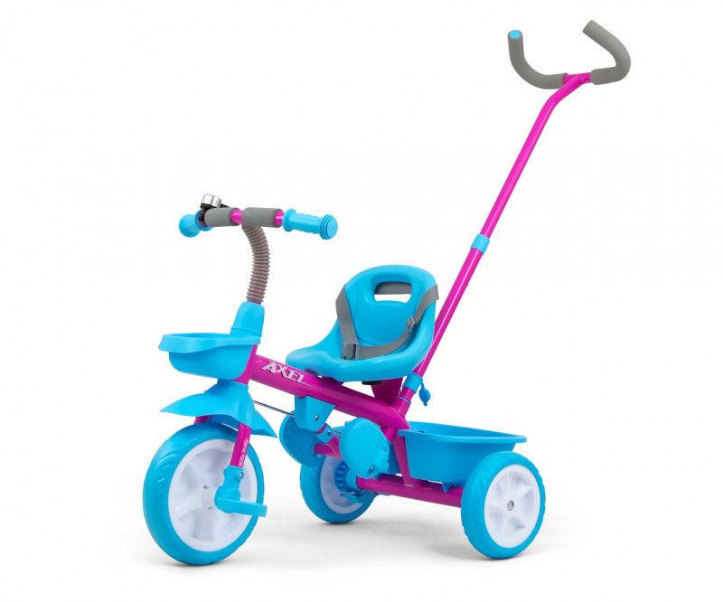 Rowerek trójkołowy Axel Candy