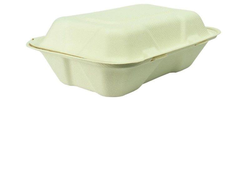 Kompostowalny pojemnik na żywność z bagassy 228mm firmy Vegware