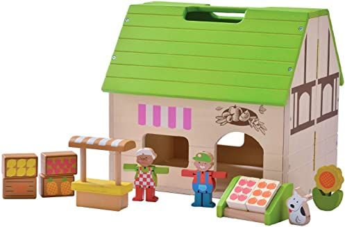 EverEarth - Bio-Shop domek dla lalek (EE33609)