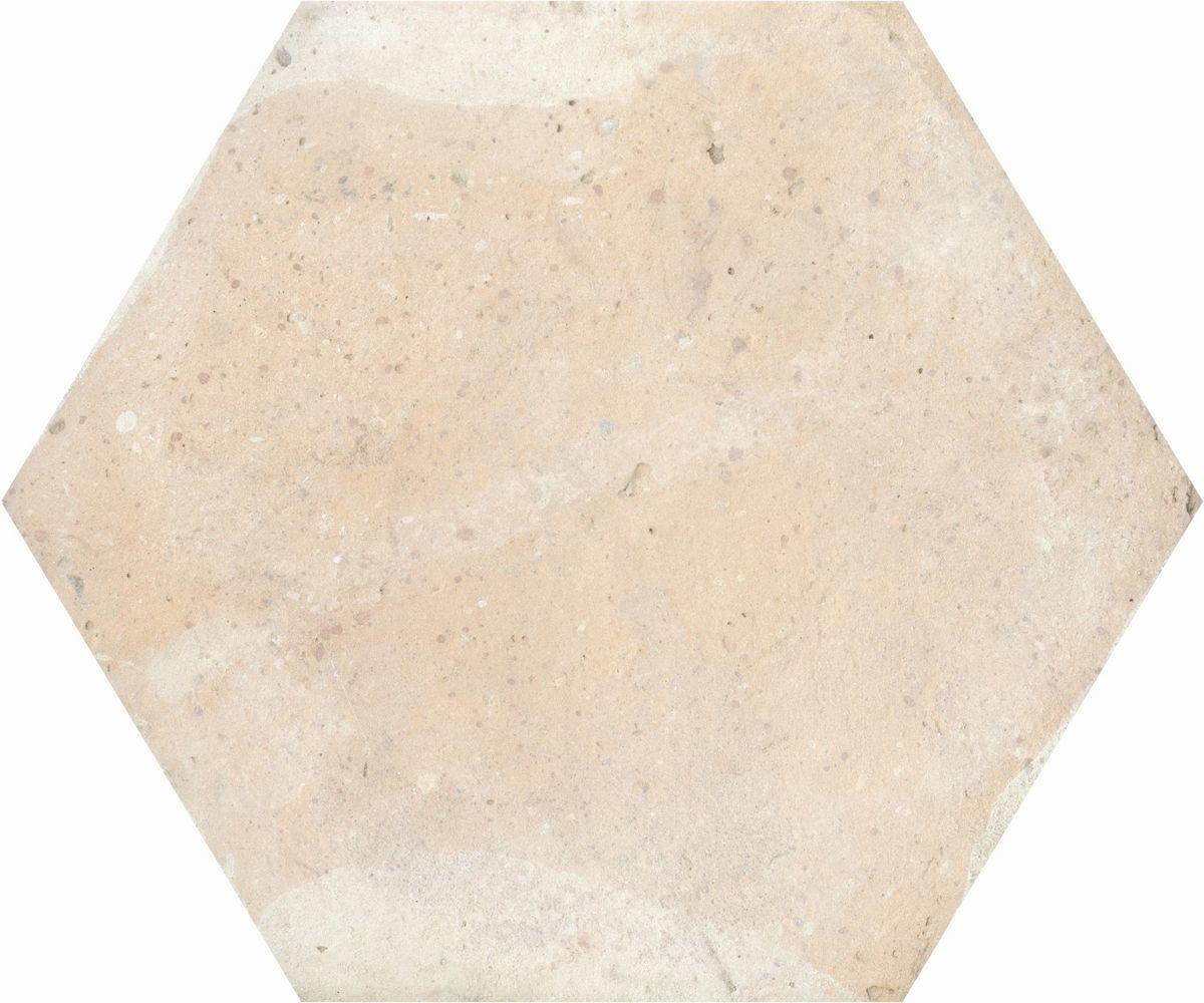 WOW design Hexa Cottage Sand 14x16 płytki heksagonalne