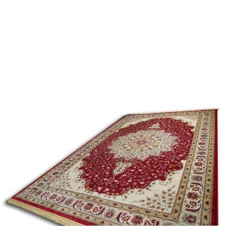 Dywan KASZMIR wzór 12838 czerwień 60x100 cm