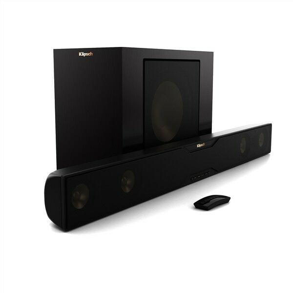Głośnik Klipsch R20 B Soundbar z bezprzewodowym subwooferem i Bluetooth + UCHWYT i KABEL HDMI GRATIS !!! MOŻLIWOŚĆ NEGOCJACJI  Odbiór Salon WA-WA lub Kurier 24H. Zadzwoń i Zamów: 888-111-321 !!!