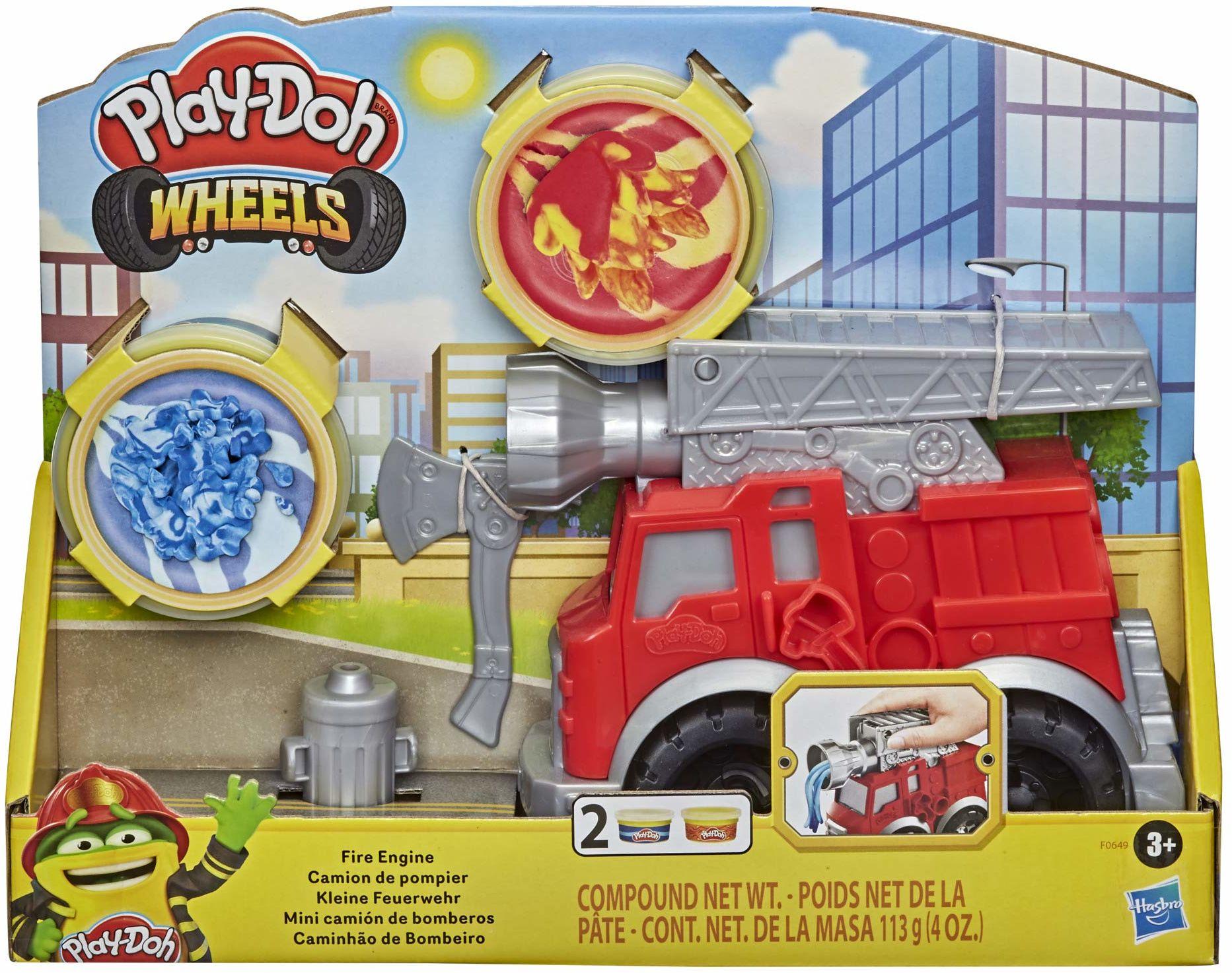 PLAY-DOH F06495L0 Pd Fire Engine