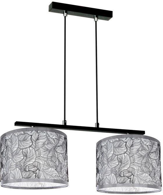 Podwójna lampa wisząca nad stół - S016-Poniwa