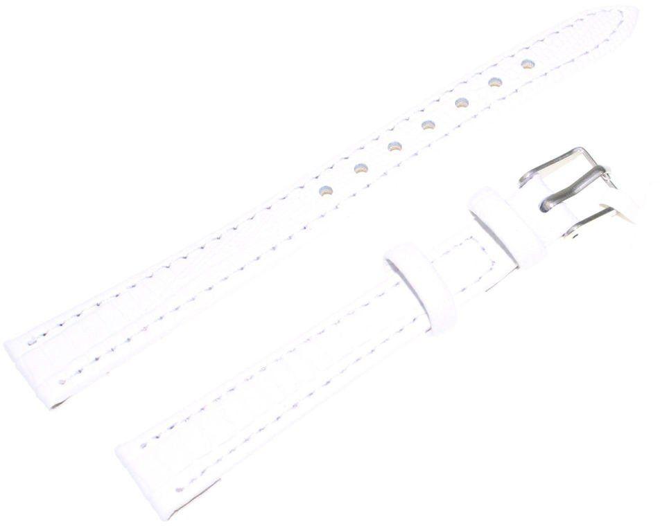 Skórzany pasek do zegarka 12 mm JVD R15104-12