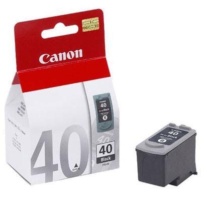 Tusz Oryginalny Canon PG-40 (0615B001) (Czarny) - DARMOWA DOSTAWA w 24h