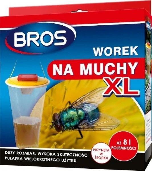 BROS Worek na muchy XL 8L