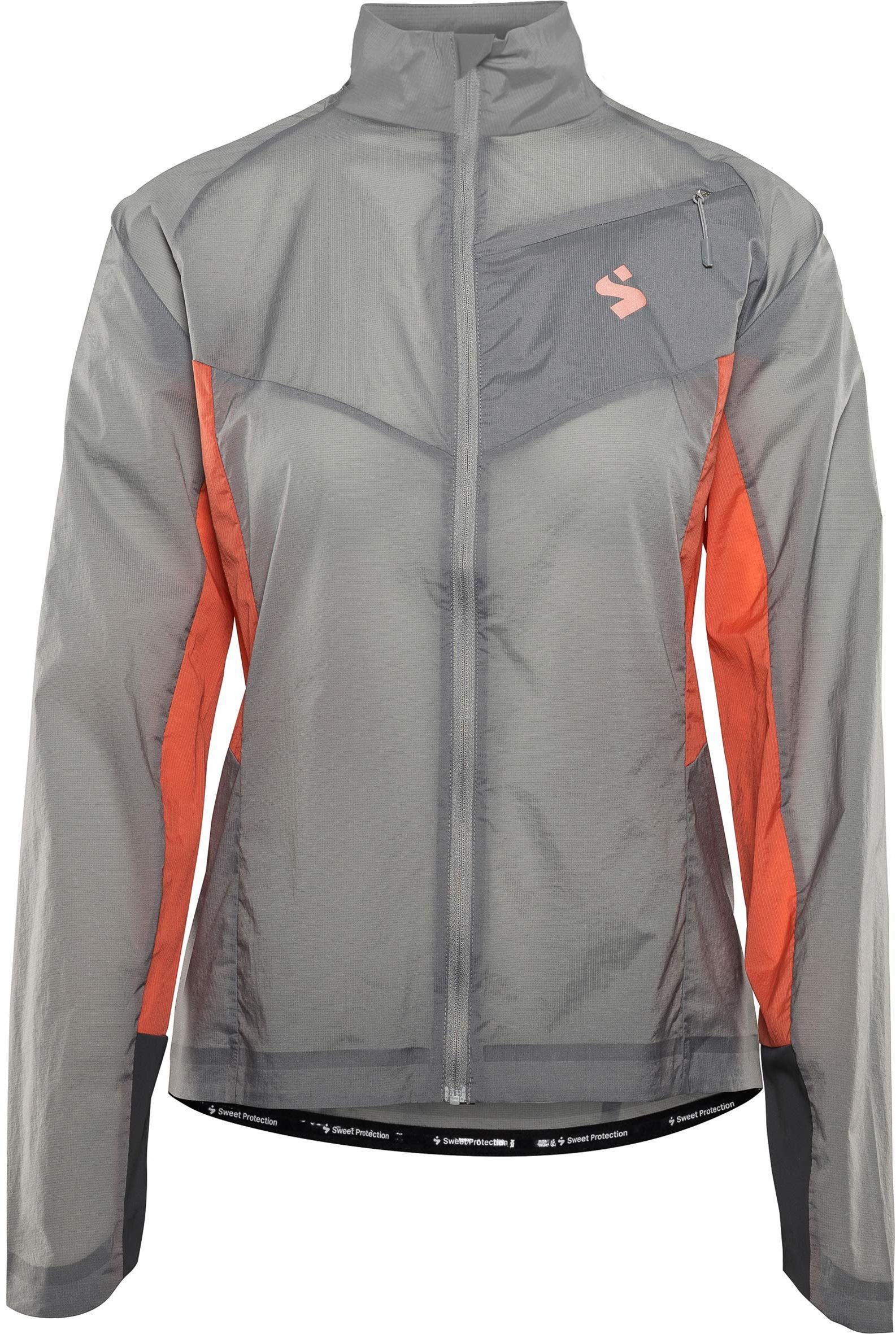 Sweet Protection Hunter Wind Jacket W, Light Gray, XS