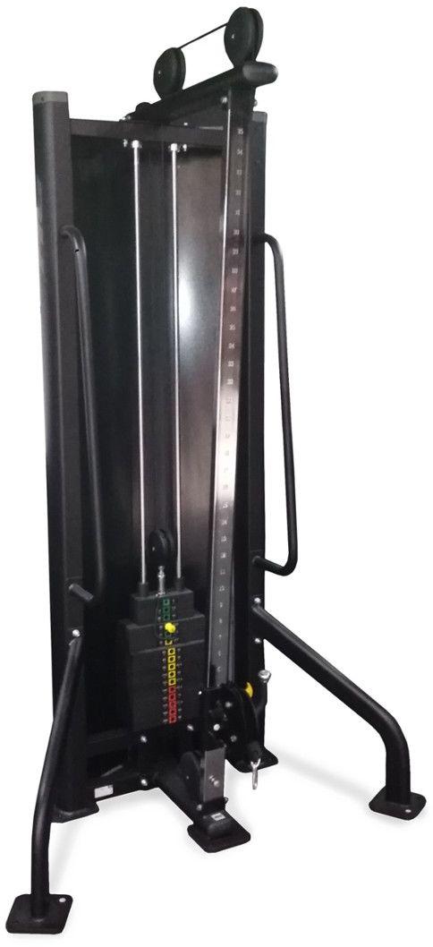 Maszyna do ćwiczeń górnych partii mieśniowych Ergolina Black L535 BH Fitness
