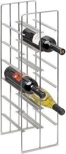 Stojak na butelki do wina pilare