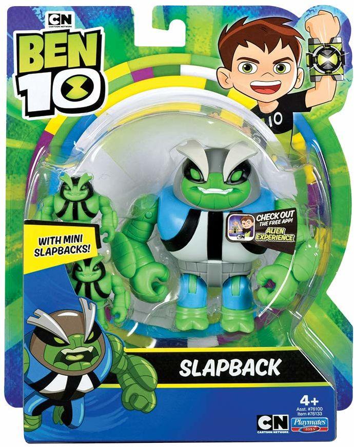 Ben 10 BEN39910 Figurki akcji  Slapback