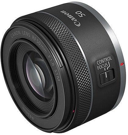Obiektyw Canon RF 50mm f/1.8 STM - Canon Cashback