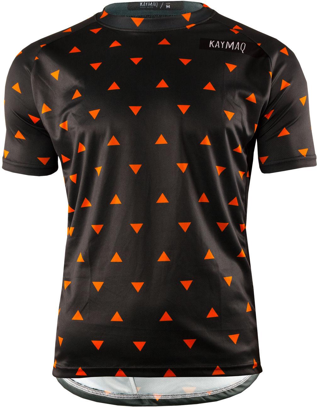 KAYMAQ DESIGN M76 męska luźna koszulka rowerowa MTB Rozmiar: XL,m76-mtb-kosz-1