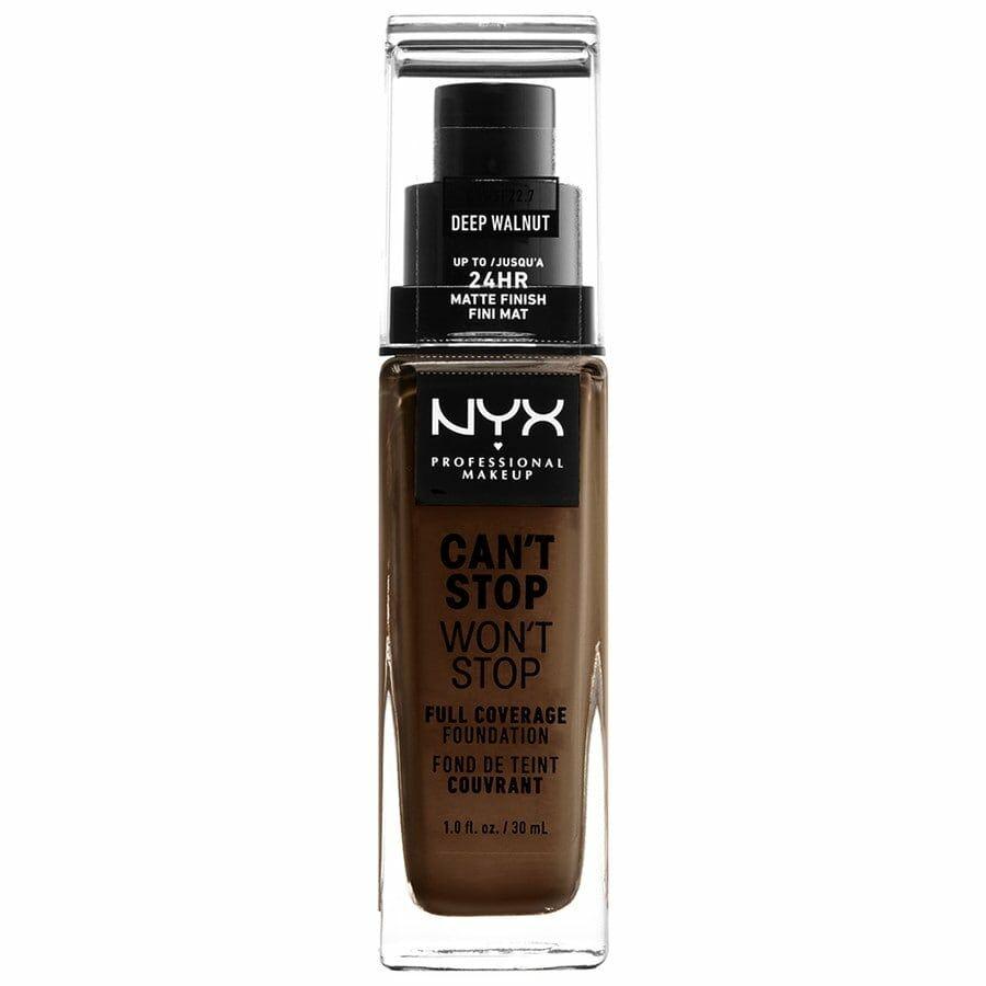 NYX Professional Makeup Podkłady NYX Professional Makeup Podkłady Can t Stop Won t Stop foundation 30.0 ml