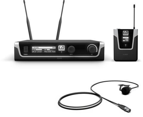 LD Systems U506 BPL mikrofon bezprzewodowy krawatowy