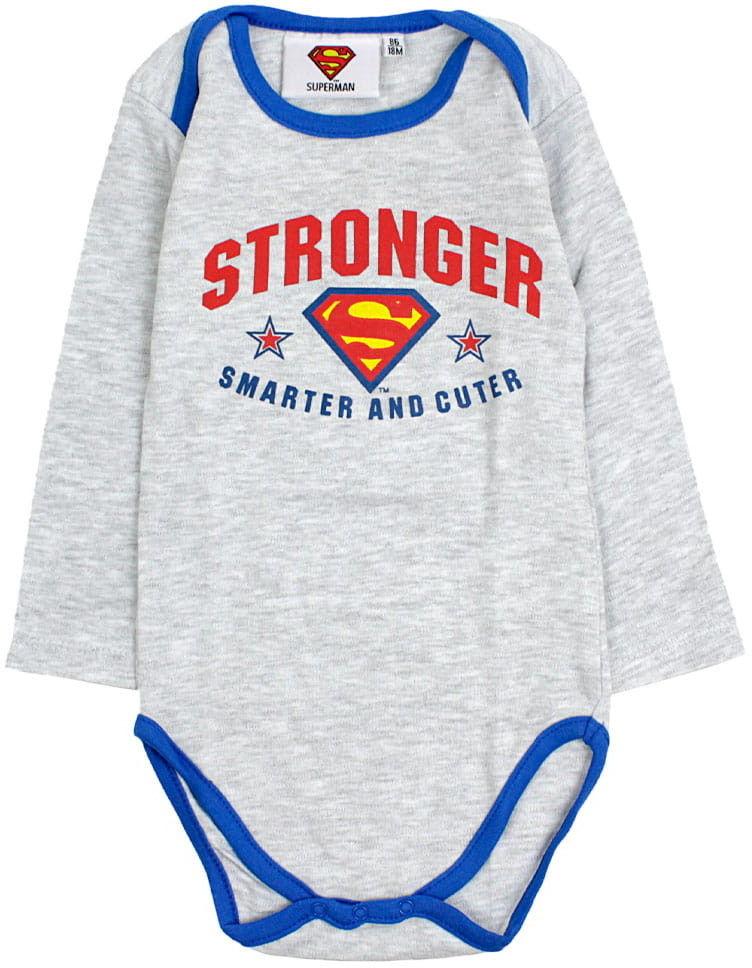 Body niemowlęce SUPERMAN