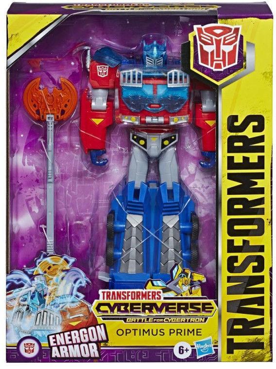 Hasbro Figurka Transformers Action Attackers Ultimate Optimus Prime