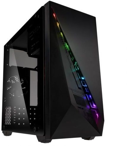 Kolink Inspire K2 A-RGB Micro-ATX Obudowa z Hartowanym Szkłem - czarna