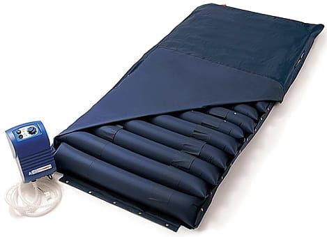 Materac zmiennociśnieniowy rurowy ASX Basic