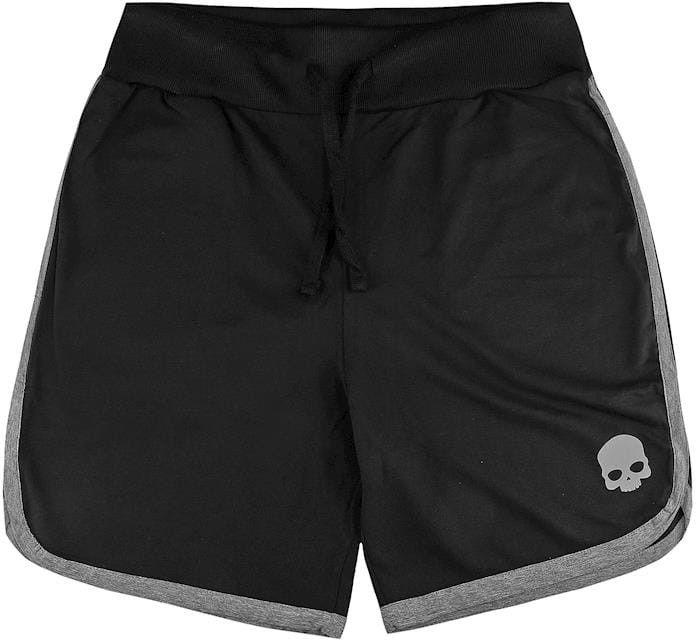 Hydrogen Tech Shorts Tennis W - black/grey