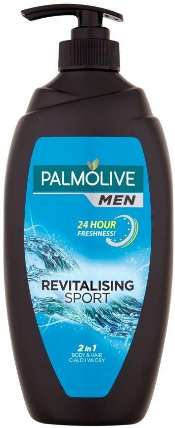 Palmolive Men Żel pod prysznic Sport z dozownikiem 750ml